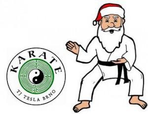 karate santa