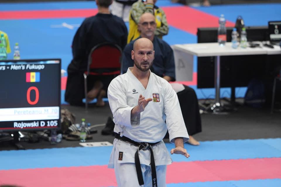 Vojtěch Slíva - Karate TJ Tesla Brno