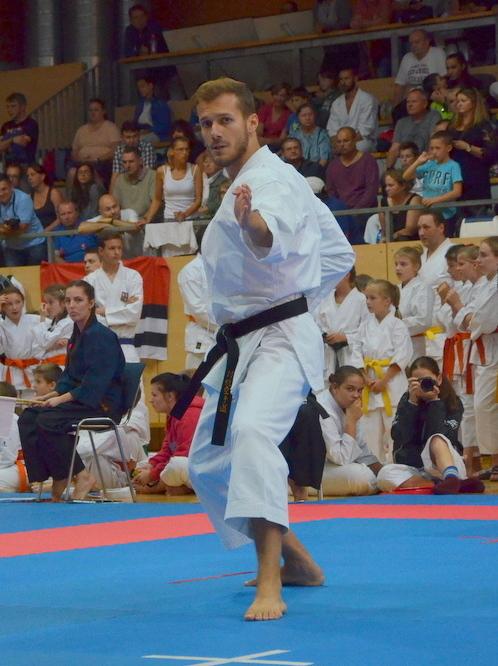 Jan Doubek - Karate TJ Tesla Brno