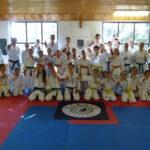 Soustředění Karate Tesla Brno ve Vanově